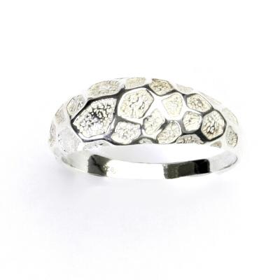 ČIŠTÍN s.r.o Stříbrný prsten, šperky, žirafa, prstýnek ze stříbra, T 835 2357