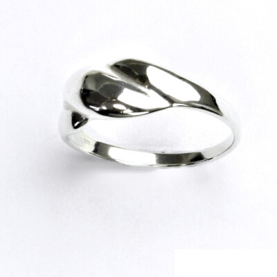ČIŠTÍN s.r.o Stříbrný prstýnek, prstýnek ze stříbra, stříbro, T 751 2647