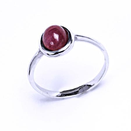ČIŠTÍN s.r.o rubín přírodní prsten stříbro šperky, T 1355 7494