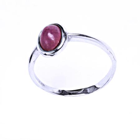 ČIŠTÍN s.r.o Rubín přírodní prsten stříbro šperky, T 1354 7495