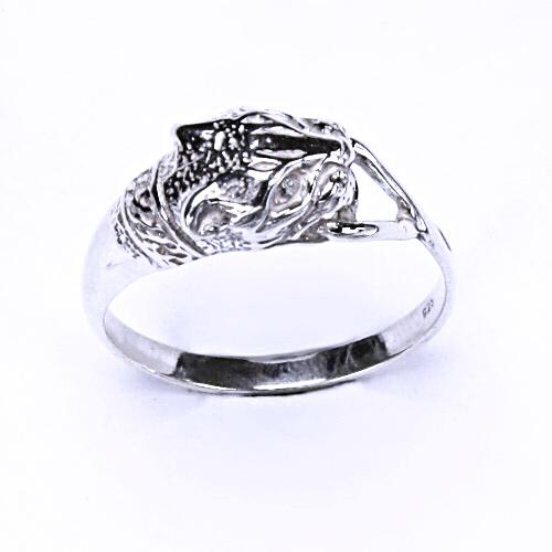 ČIŠTÍN s.r.o Stříbrný prsten, stříbrné šperky, prstýnek ze stříbra, T 722 8637