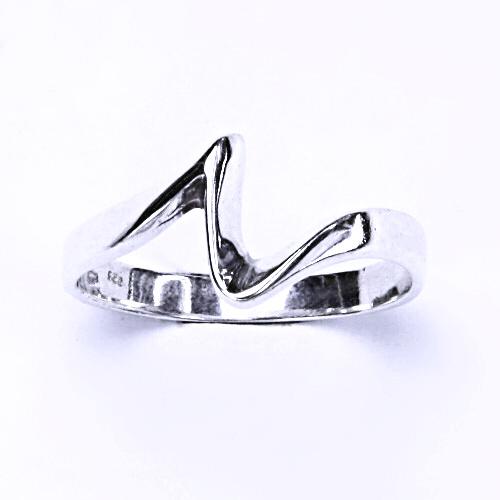 ČIŠTÍN s.r.o Stříbrný prsten, stříbrné šperky, prstýnek ze stříbra, T 782 8638