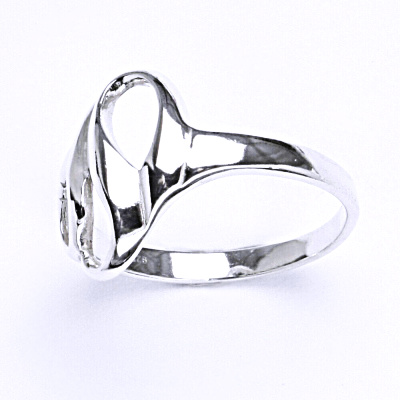 ČIŠTÍN s.r.o Stříbrný prsten, prstýnek ze stříbra, stříbro, T 757 6759