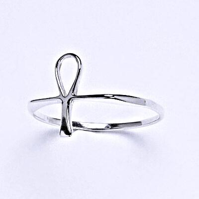 ČIŠTÍN s.r.o Stříbrný prstýnek, prsten ze stříbra,váha 2,47 g 14341