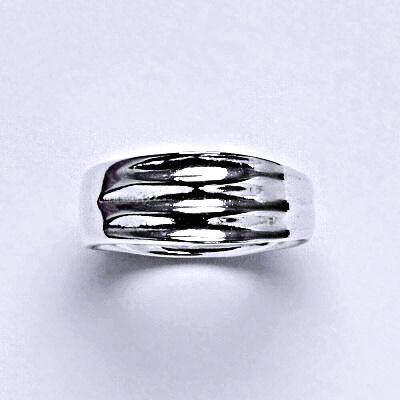 ČIŠTÍN s.r.o Stříbrný prstýnek, prsten ze stříbra,váha 2,79 g 14358