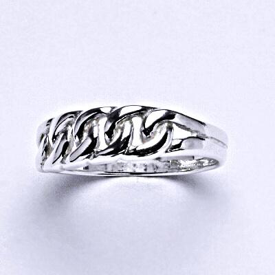 ČIŠTÍN s.r.o Stříbrný prstýnek, prsten ze stříbra,váha 2,80 g 14343