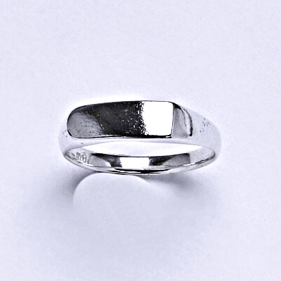 ČIŠTÍN s.r.o Stříbrný prstýnek, prsten ze stříbra,váha 2,20 g 14372