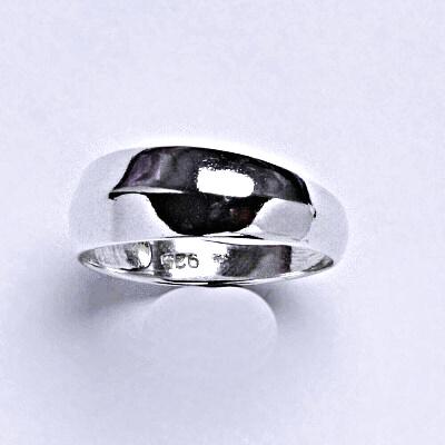ČIŠTÍN s.r.o Stříbrný prstýnek, prsten ze stříbra,váha 2,10 g 14364